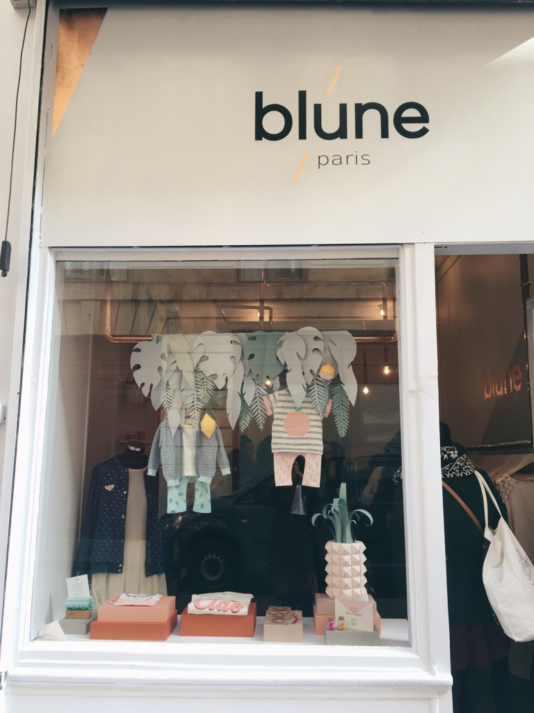 Blune Paris Pop