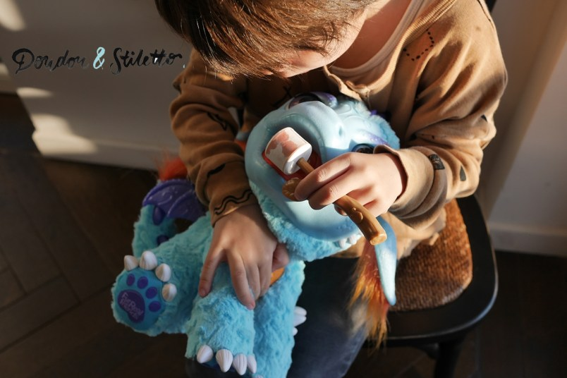 Torch le dragon magique Hasbro