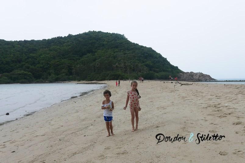 Koh Maa et Mae Sad Beach