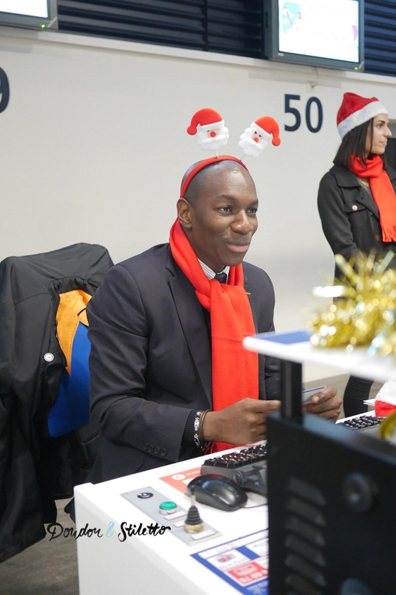 Vol du Père Noël