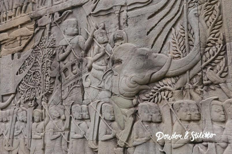 Bayon Angkor 12
