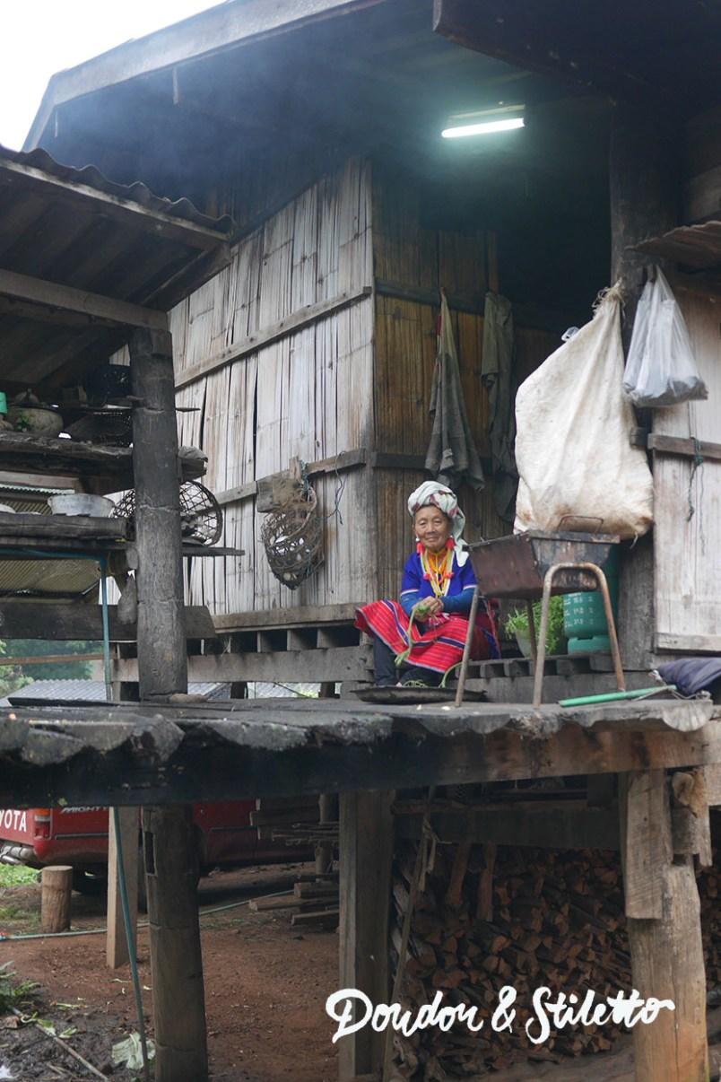 Evasion Karen Chiang Mai12