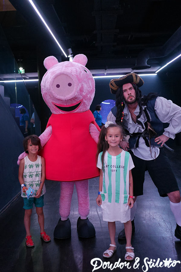 Peppa Pig Aquarium de Paris5