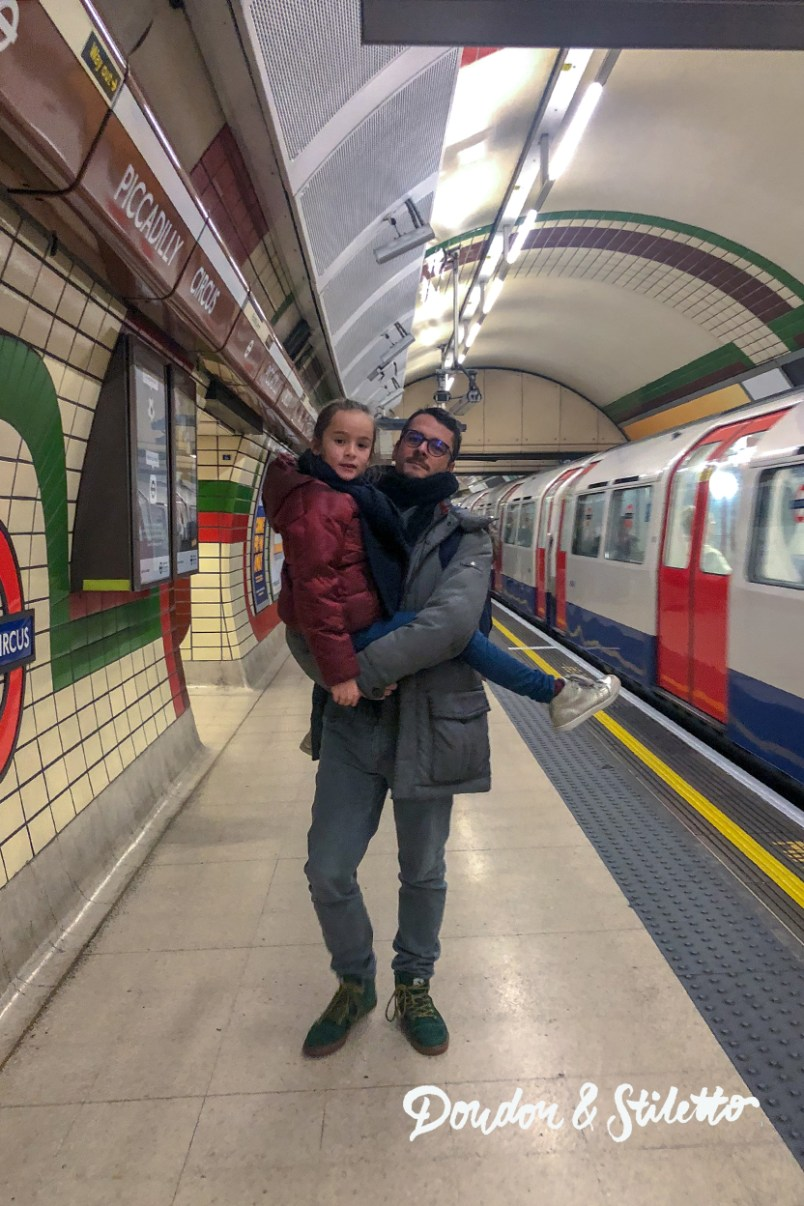 Londres en famille 6