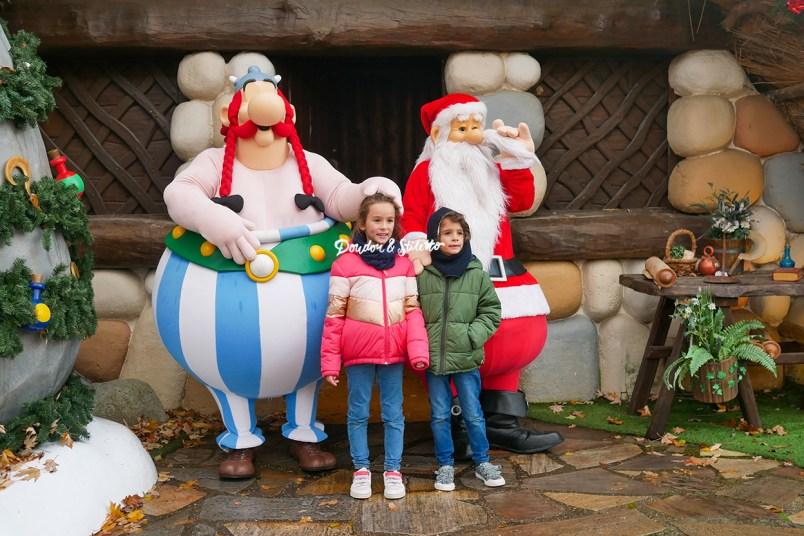 Noël Gaulois Parc Asterix13