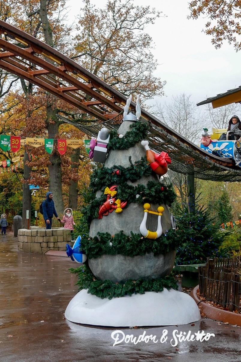 Noël Gaulois Parc Asterix3