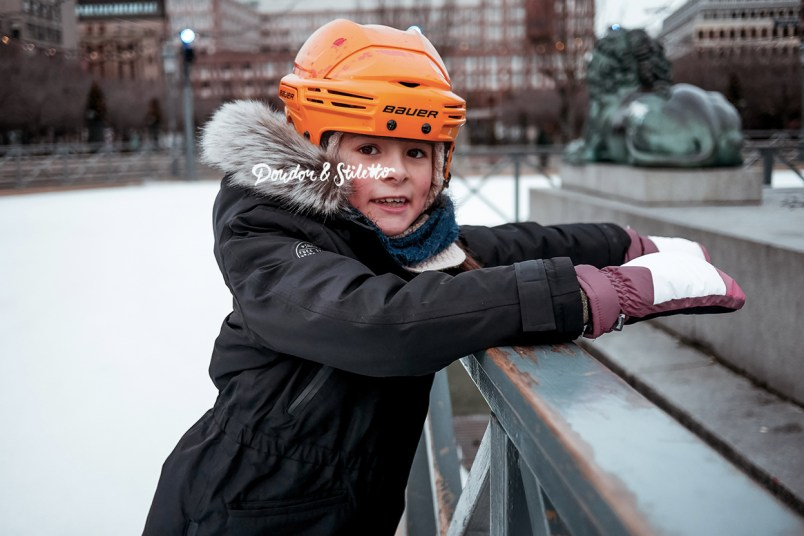 Patinoire Stockholm1