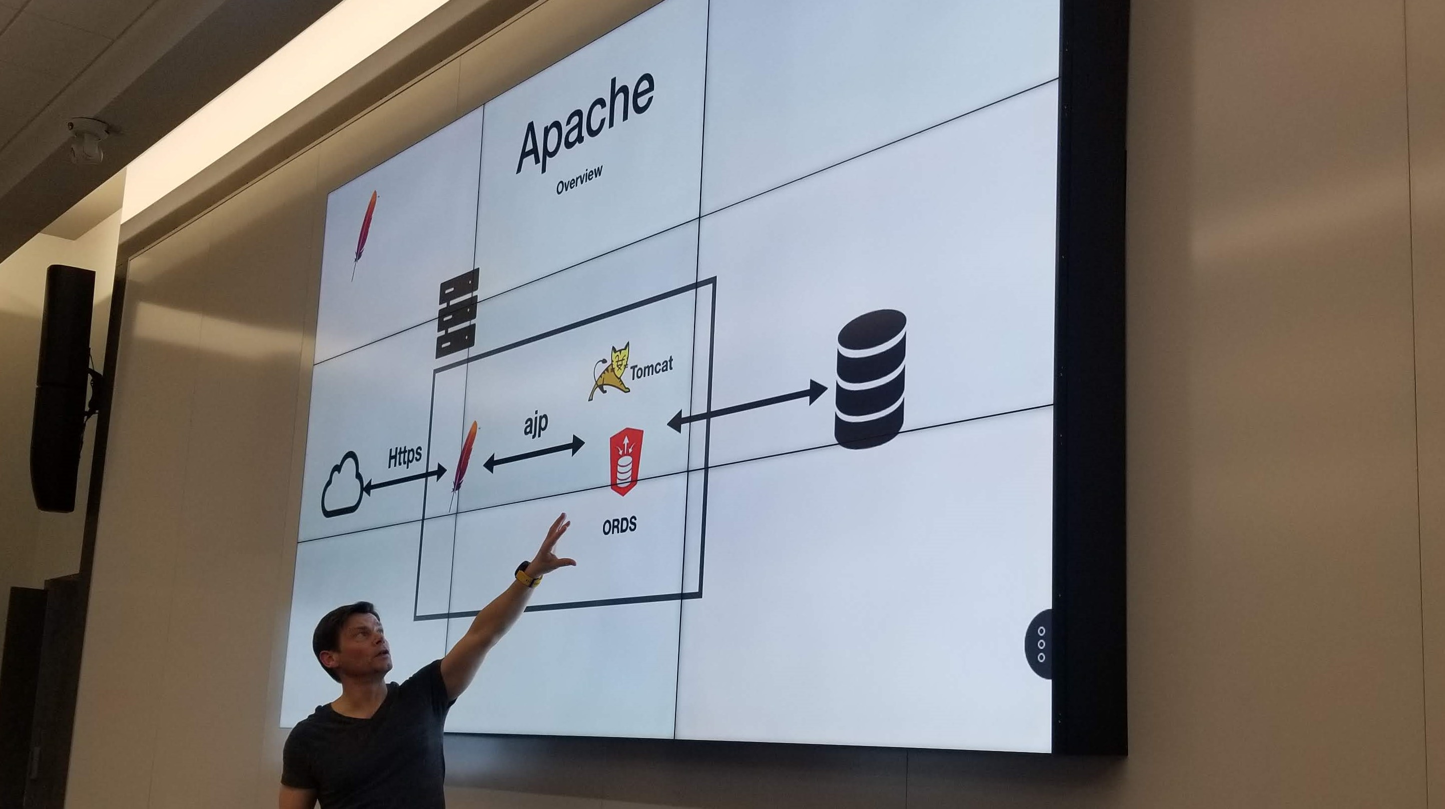 Intro to Oracle Cloud Infrastructure and APEX | DOUG