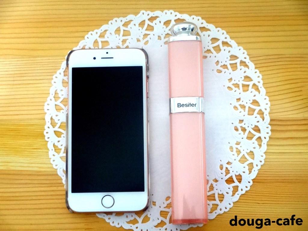 女子におすすめ可愛い自撮り棒!iPhoneで使い方簡単、設定や充電不要