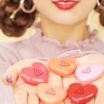 韓国コスメ♡とにかく可愛い 3CE HEART POT LIP