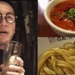 ゆうた、念願の新宿二丁目「つけ麺 GACHI」にて「感動巨編!ずっと探し求めていた人生の目的」[けつがバター醤油]【IKKO'S FILMS】