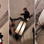【衝撃】2階の高さから落ちる!ハプニング映像まとめ【Video Pizza】