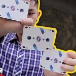 【神業】世界のフラリッシュ技がすごい – Art Of Cardistry【Video Pizza】