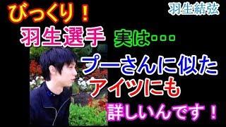 【羽生結弦選手】びっくり!羽生選手 実はプーさんに似たアイツにも詳しいんです! 説明から愛着が凄く伝わってくる!#yuzuruhanyu