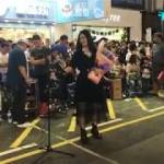 真的愛妳「真的感動了,感恩之情,迴腸盪氣,響澈心靈。(2018-05-05)香港街頭藝人及唱作音樂人彭梓嘉老師