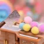 stopmotion cooking -kawaii unicorn-[Miniature・LEGO]