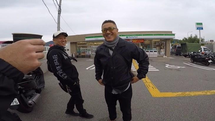 sungaチャンネル Mondayrider タムちゃん クセがすごい お手柔らかにお願いします ハーレーツーリング