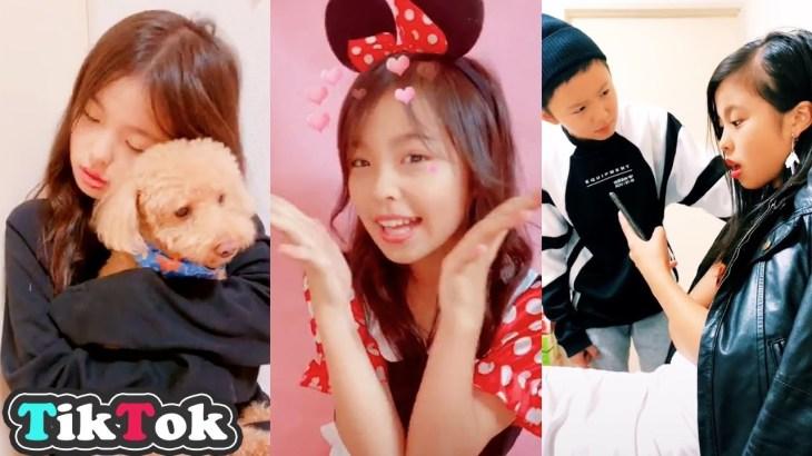 【TikTok】おさきちゃんのかわいすぎる最新ティックトックPart10【かわいい小学生】