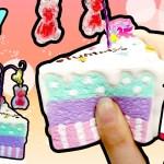 【簡単リメイクDIY❤︎】ぷにデコスクイーズが便利な◯◯に!?むぎゅっと可愛い雑貨を手作り工作! ❤️アンリルちゃんねる❤️アニメ