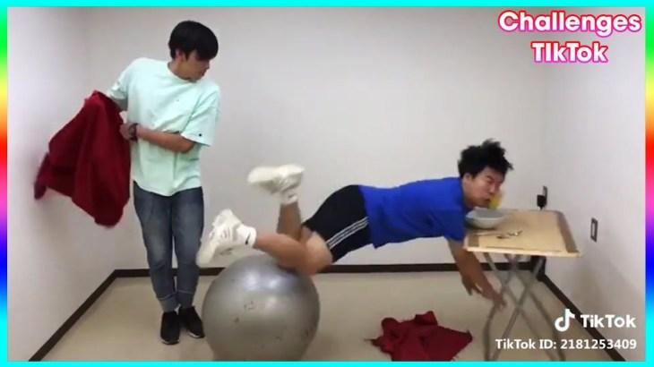 【ティックトーク面白い】www-Tik tok Funny Japan #17