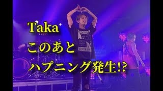 【ONEOKROCK】Takaに起こった悲劇とは?   LIVEハプニング!?!?