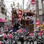 岸和田だんじり祭2019 事故&ハプニング