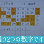 【ロト7・333回】ギャンブル母ちゃんの説が凄い⤴️⤴️