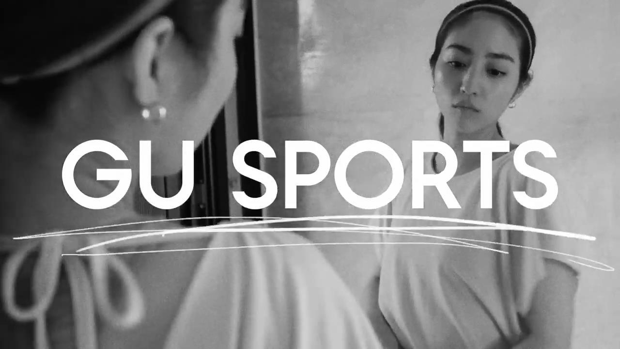 堀田茜 が出演する GU SPORTS のCM \u2013 CM など最新の動画を