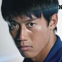 錦織圭 が出演する NTT のCM「新たな観戦体験」篇