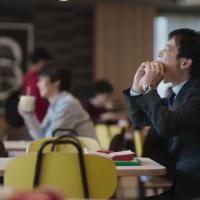 堺雅人 が出演する 日本マクドナルド ビッグマック のCM 「私だけのおいしさ。ビッグマック」篇