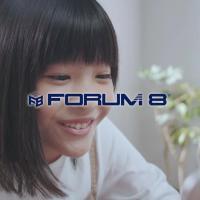 パックン が出演する FORUM8 のCM ゲームプログラミングPC「父の届けたい想い。」篇、スイート会計シリーズ「出費もスコアも減らしたい。」篇、UC-win/Road「VRが力になる。」篇、UC-win/Road 安全運転シミュレータ「前を向け。VR。」篇