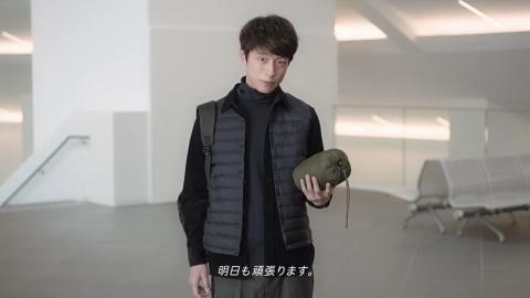 ユニクロ cm 俳優