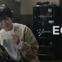 キヤノン EOS R3  のCM  your EOS 「父の写真」篇「真の完成」篇