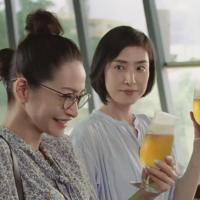 天海祐希 りょう 中井貴一 が出演する キリンビール キリン ホームタップ のCM 「あのおいしさ」篇。