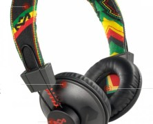 Marley Jammin' Positive Vibration headphones – a product review