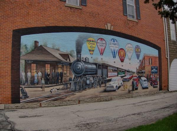 Bluffton, Ohio