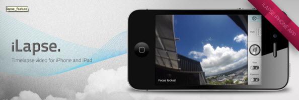 iLapse video app
