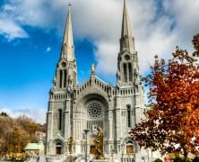 10 Ways to enjoy the Côte-de-Beaupré region of Quebec