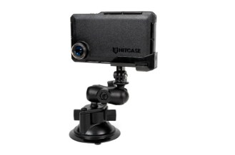 Hitcase iPhone holder for action video