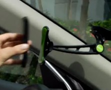 GripGo Car Phone Holder is the slickest, stickiest solution
