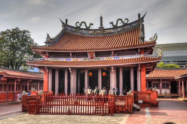 Tainan, where Taiwan started