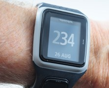 Faster lap times with TomTom Runner watch