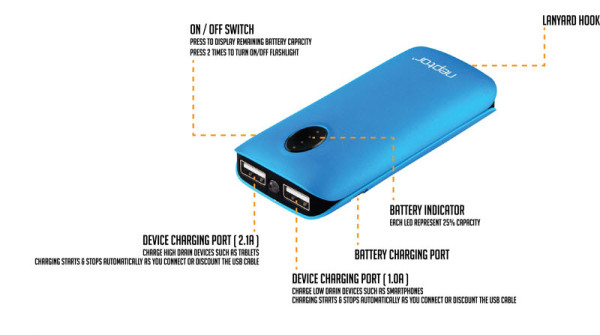 Eagletech Neptor battery pack