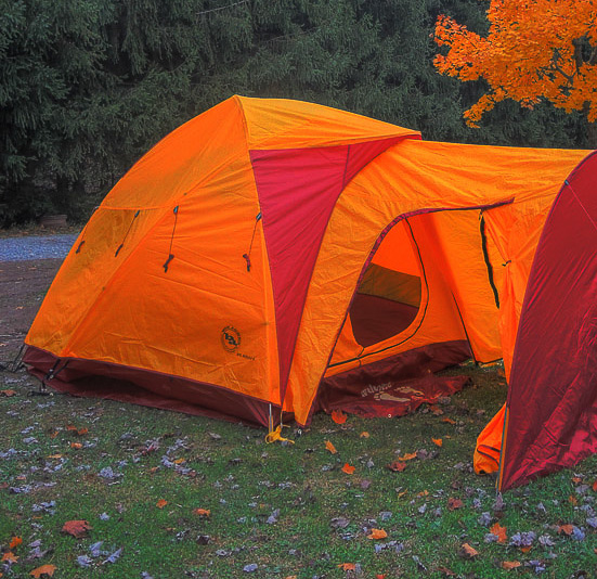 Big House 4 is perfect tent for many situations