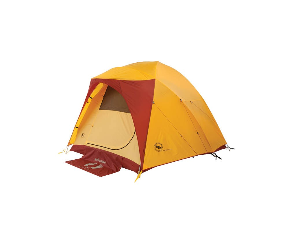 Big Agnes - Big House 4 tent  sc 1 st  Doug Bardwell & Big House 4 is perfect tent for many situations | Doug Bardwell