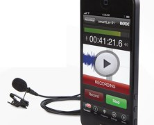 smartLav is one smart microphone