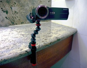 Joby AJoby Action Clamp and GorillaPod Arm