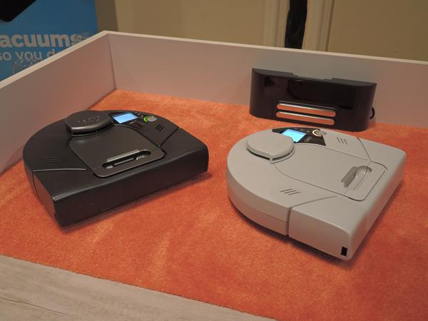 Neato robotics, vacuum, CES