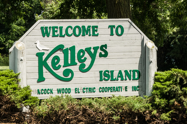 Kelley's Island – the secret is out