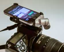 RODE iXY mic adds awesome sound to DSLR video